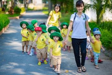 Lớp Montessori - Grass