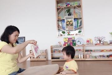 Lớp Montessori - Lavender
