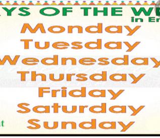 Toán: Thứ tự và số lượng ngày trong tuần  ( Bé Bảo Ngọc -  lớp Lá Xanh)