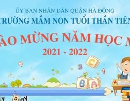 Chào mừng năm học mới 2021-2022
